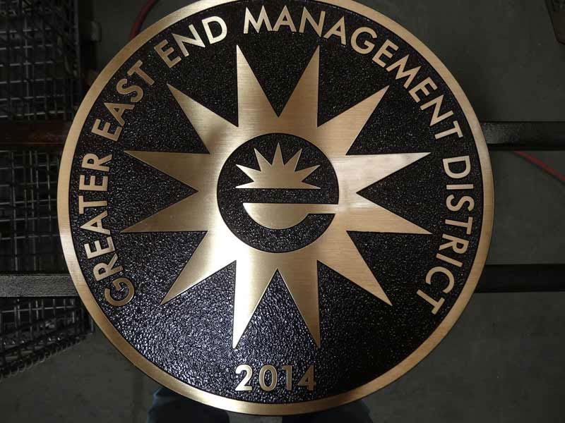 Greater East End Medallion